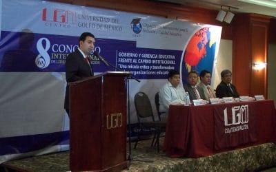 Realiza UGM 8vo. Congreso Internacional