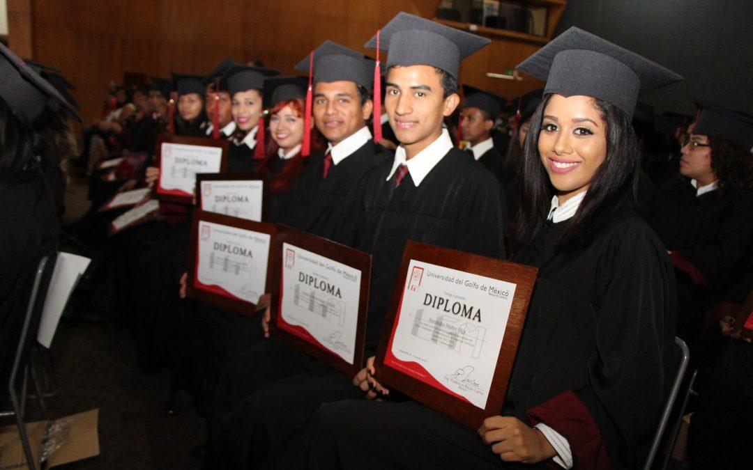 Ceremonia de Graduación en Coatzacoalcos