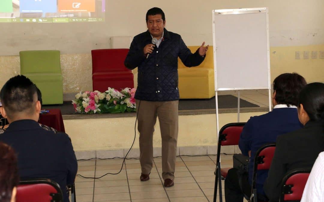 Recibe UGM Campus Ciudad Mendoza al Presidente de la Junta Especial No.22 de la Federal de Conciliación y Arbitraje