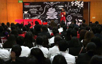 Realiza UGM Rectoría centro evento TEDxUGMCoatzacoalcos