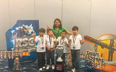 Gana UGM Ixtaczoquitlán competencia de robótica