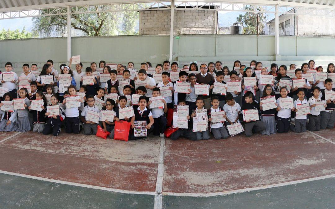Realizan 1er Torneo de Ajedrez