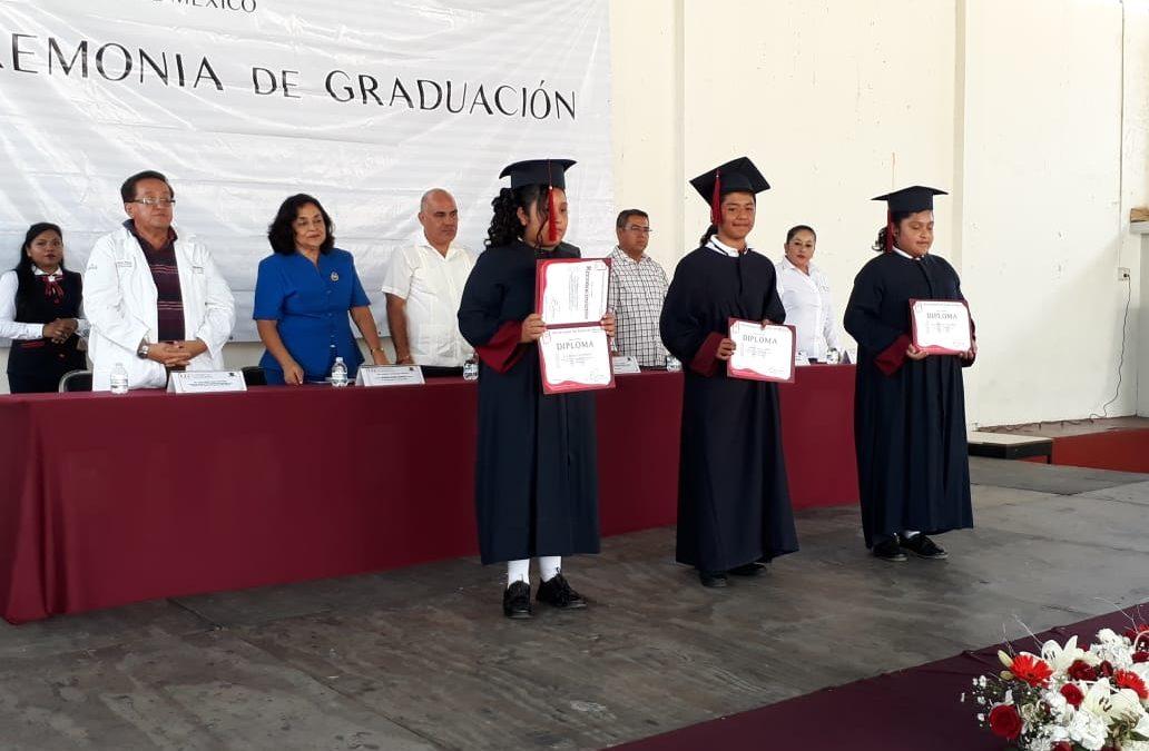 ¡Hoy iniciamos nuestra temporada de Graduaciones!
