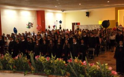 Graduación UGM plantel Cd. Mendoza 2018