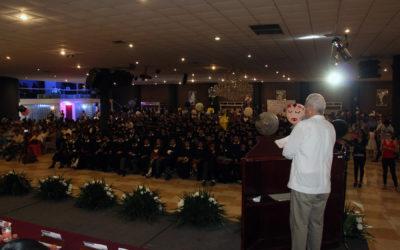 Graduación UGM Campus Minatitlán 2018