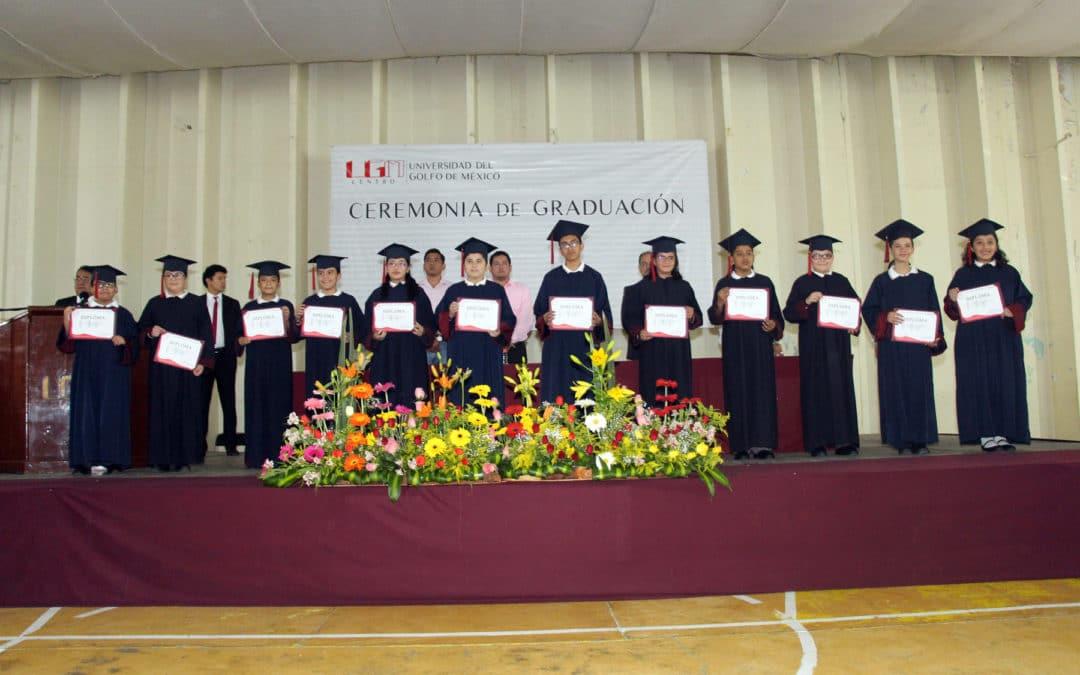 Graduación UGM Río Blanco
