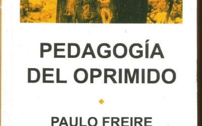 """A 50 años de  """"la pedagogía del oprimido"""""""