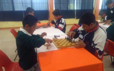 Logra UGM Río Blanco 1er y 3er lugar en Competencia de Ajedrez!